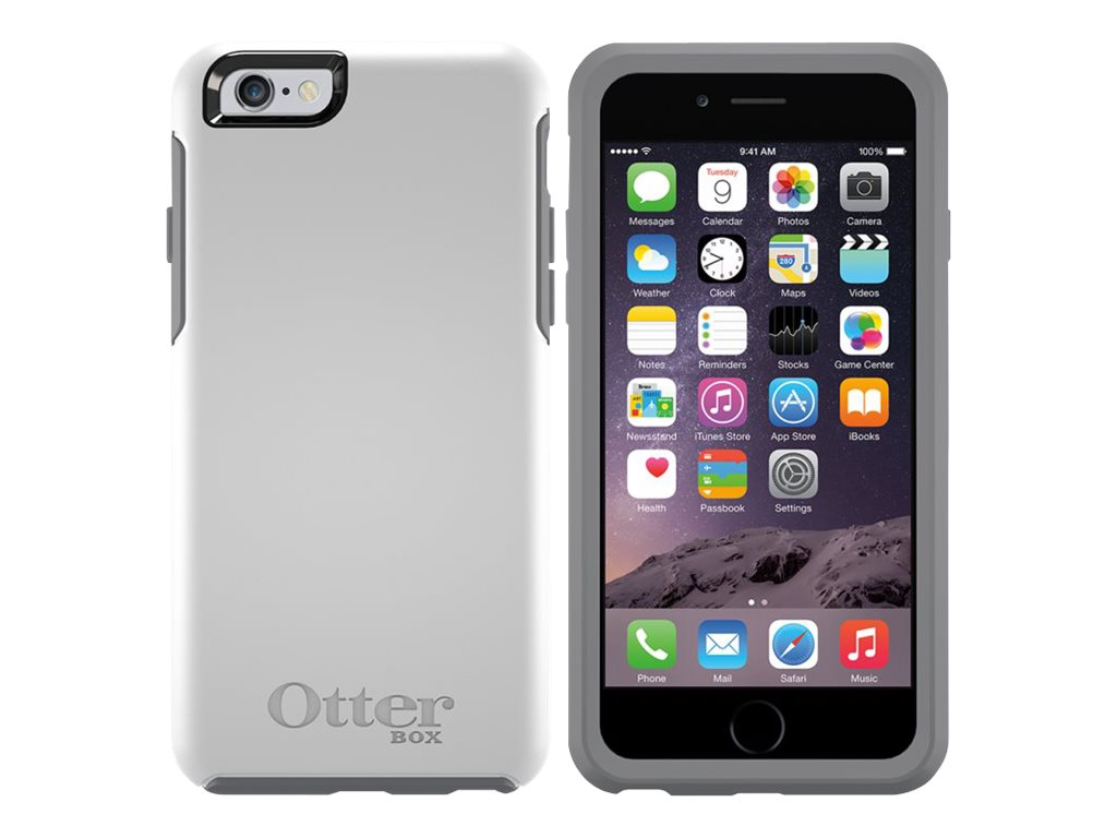 OtterBox Symmetry for iPhone 6, B2B Pro Pack, Glacier, 77-52024, 26839111, Carrying Cases - Phones/PDAs