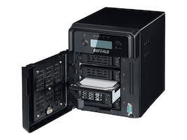 BUFFALO TeraStation 3400 4TB RAID NAS, TS3400D0404, 15998432, Network Attached Storage
