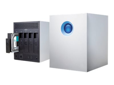 Lacie 30TB 5big Thunderbolt 2 Professional 5-Disk Hardware RAID Storage Array