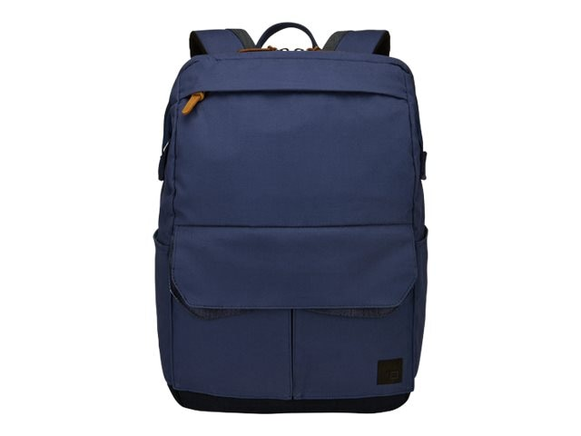 Case Logic LoDo Medium Backpack, Blue, LODP114BLUE, 30640121, Carrying Cases - Notebook