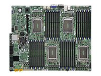 Supermicro Motherboard, SR5690, Quad Opteron 12C, SWTX, Max 512GB DDR3, PCIEX16, 2GBE, Video, SATA, SAS, IPMI, MBD-H8QG6+-F-O, 11282066, Motherboards
