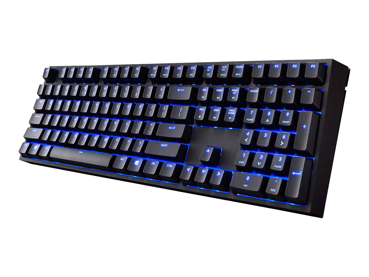 Cooler Master QuickFire Xti, Brown, SGK-4060-KKCM1-US