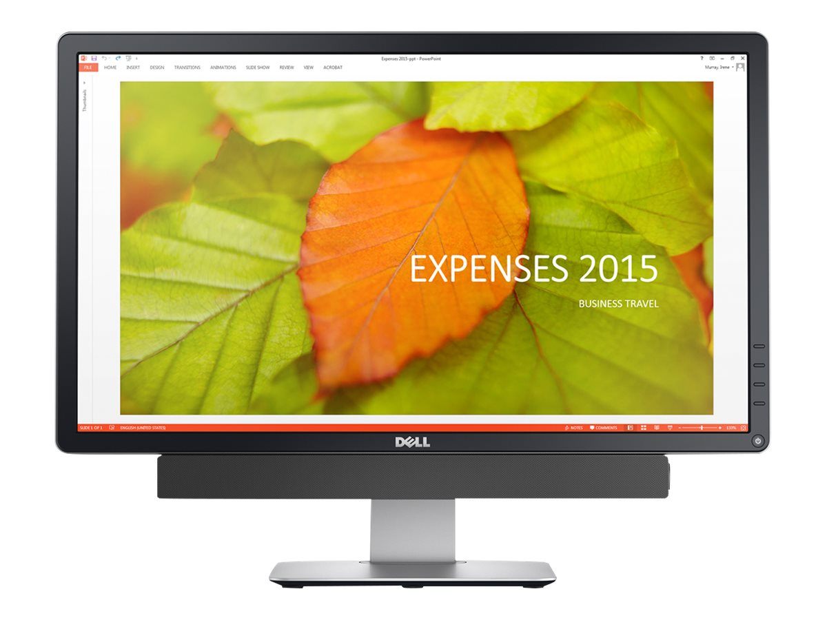 Dell 23.8 P2416D Quad HD LED-LCD Monitor, Black, P2416D, 22249245, Monitors - LED-LCD