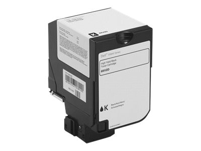 Dell 7000-Page Black Use & Return Toner Cartridge for S5840