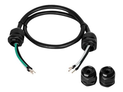CyberPower Certified Hardwire Power Cord Kit 10 3 AWG 3ft