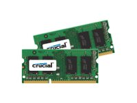 Crucial 32GB PC3L-12800 204-pin DDR3L SDRAM SODIMM Kit