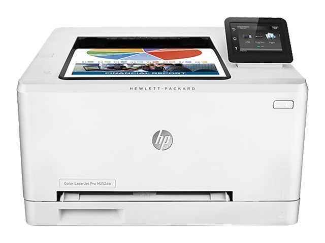 HP Color LaserJet Pro M252dw Printer ($299 - $50 Instant Rebate = $249 Expires 5 31 2016), B4A22A#BGJ, 18894129, Printers - Laser & LED (color)