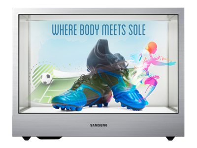 Samsung 22 NL22B LED-LCD Transparent Display, NL22B, 14738436, Monitors - LED-LCD