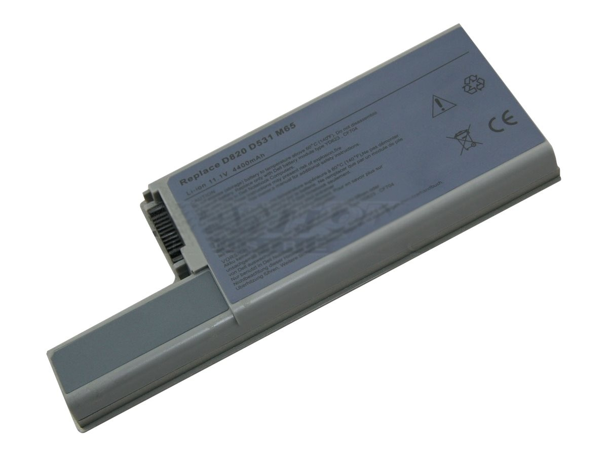 Denaq Replacement Battery for Dell Latitude D5, NM-DF230