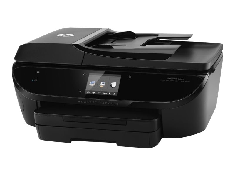 HP ENVY 7640 e-All-in-One Printer ($199.95 - $50 Instant Rebate = $149.95 Expires 2 14 16), E4W43A#B1H, 17792729, MultiFunction - Ink-Jet