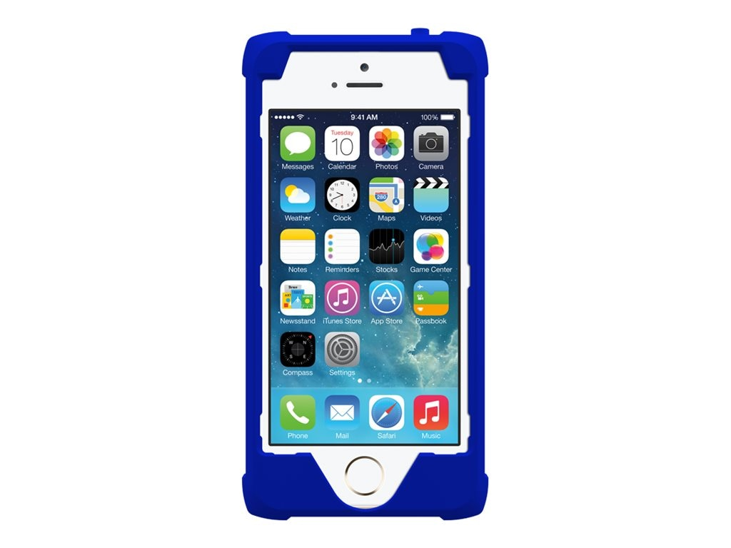 Trident Case Perseus AMS Case for Apple iPhone 5 5S, Navy, PS-APL-IPH5S-NY, 16305968, Carrying Cases - Phones/PDAs