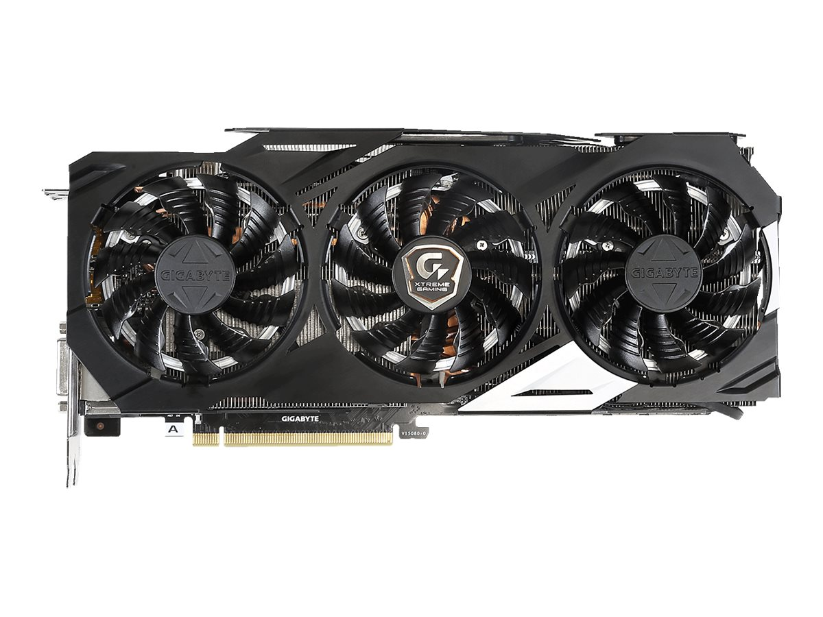 Gigabyte Tech GeForce GTX980 Ti PCIe 3.0 Overclocked Graphics Card, 6GB GDDR5, GV-N98TXTREME-6GD, 30954155, Graphics/Video Accelerators