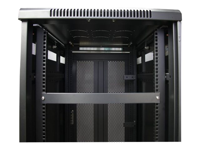 StarTech.com 1U Blank Panel for 19 Racks Cabinets, BLANKB1, 11125941, Rack Mount Accessories