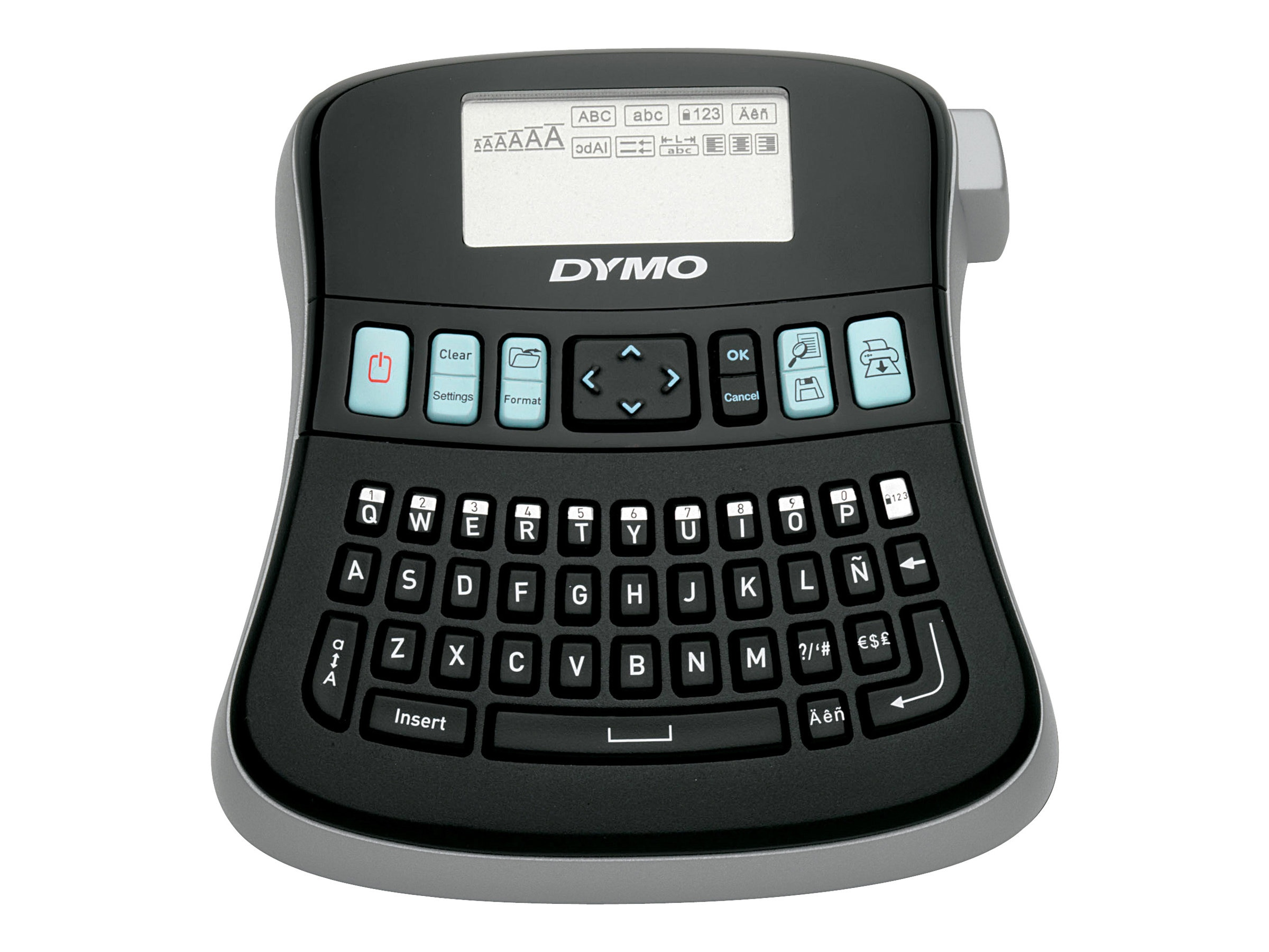 DYMO LabelManager 210D Label Maker, 1738345, 8518525, Printers - Label