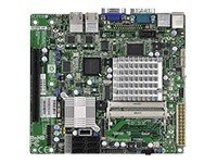 Supermicro Motherboard, Intel ICH9R, Atom D510 1.66GHz, MITX, Max 4GB DDR2, PCIEX16, 2GBE, Video, SATA, MBD-X7SPE-H-O, 11836882, Motherboards