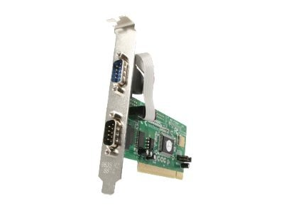 StarTech.com 2-Port 16550 Serial PCI Card, PCI2S550