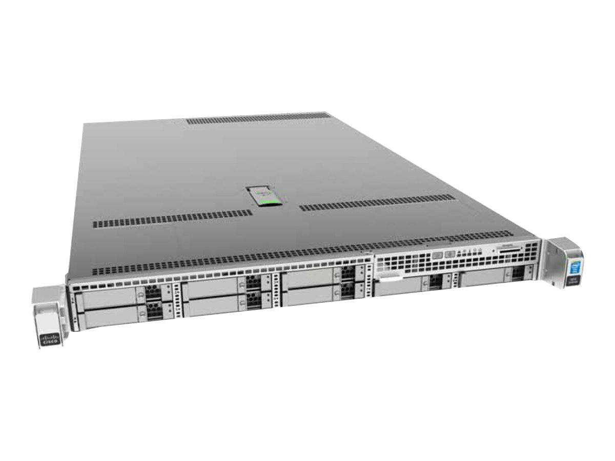 Cisco Barebones, UCS C220 M4 SFF without CPU, Memory, HD, PCIe, PSU, or Rail Kit