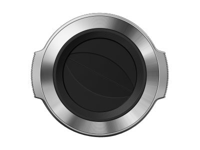 Olympus Auto Open LC-37C Lens Cap, Silver, V325373SW000, 16793228, Camera & Camcorder Lenses & Filters