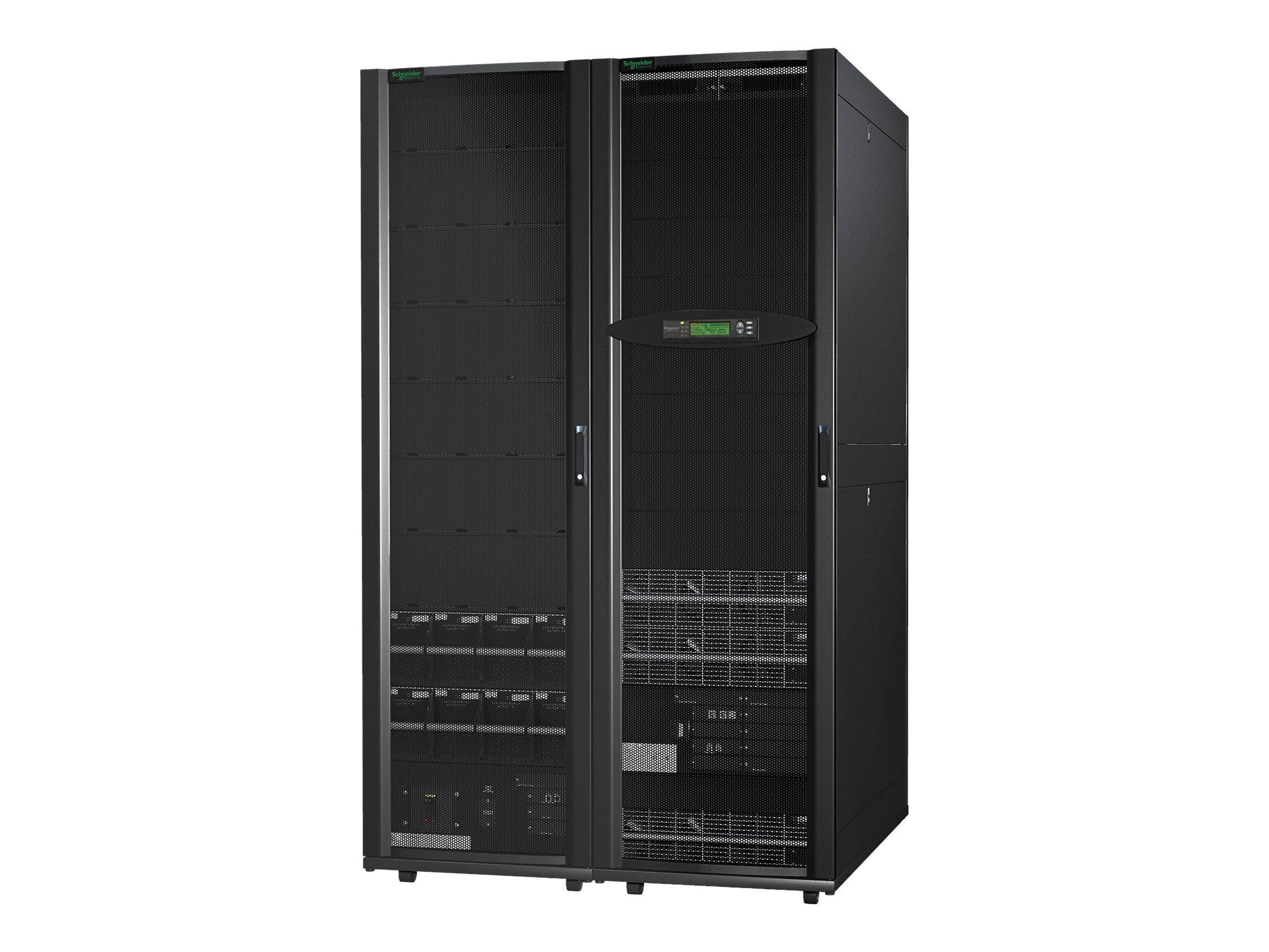 APC Symmetra PX 20kW Scalable to 100kW, 208V with Web SNMP Card, Startup, SY20K100F