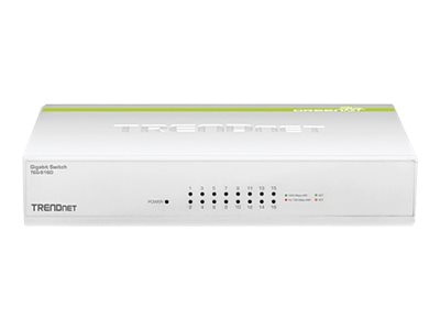 TRENDnet 16-port Gigabit GREENnet  Switch, TEG-S16D