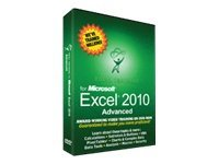 Total Training for Microsoft Excel 2010 Advanced CBT DVD, TEXCEL10 ADV, 15200267, Software - Training