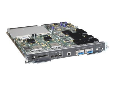 Cisco Catalyst 6500 SupE 720 with 2Pt. 10GBE MSFC3 PFC3C XL