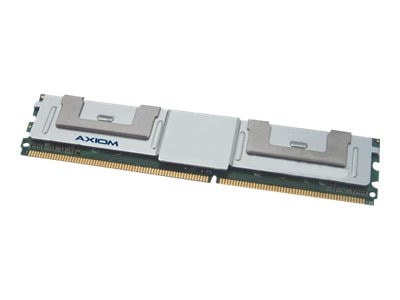 Axiom 4GB PC2-5300 DDR2 SDRAM FBDIMM Kit, F3370-L459-AX, 14315185, Memory