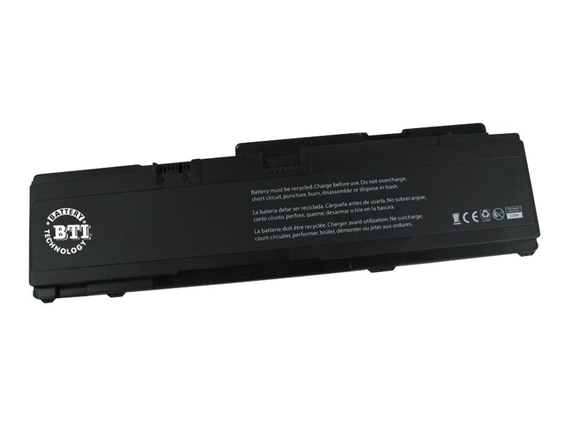 BTI Battery, Lenovo IBM Thinkpad X300 X301 Series 42T4522 42T4643, IB-X300, 11055445, Batteries - Notebook