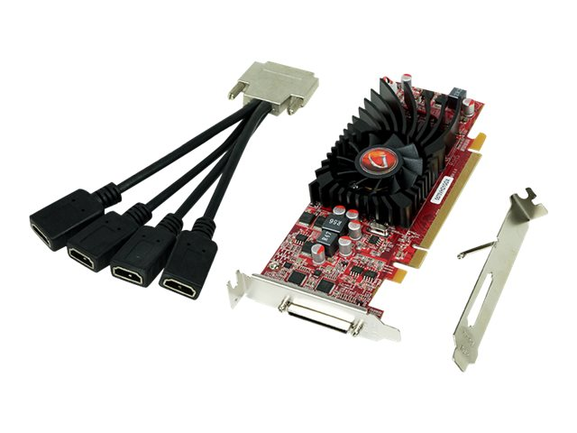 VisionTek Radeon HD 5570 PCIe 2.0 x16 Graphics Card, 1GB DDR3, 900901