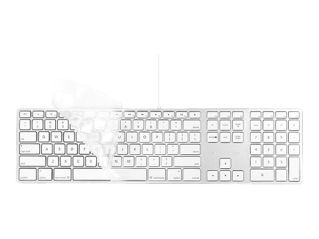 Moshi Clearguard Keyboard Cover for Fullsize Apple, 99MO021904