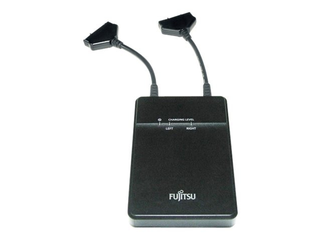 Fujitsu Digital Battery Charger with 2-Prong AC Adapter