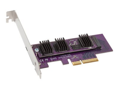 Sonnet 512GB PCIe 3.0 Low Profile Solid State Drive, PCIE-SSD1-05-E3