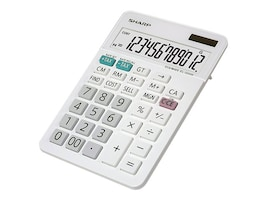 Sharp Sharp Large Desktop Calculator, EL-334W, 33699575, Calculators