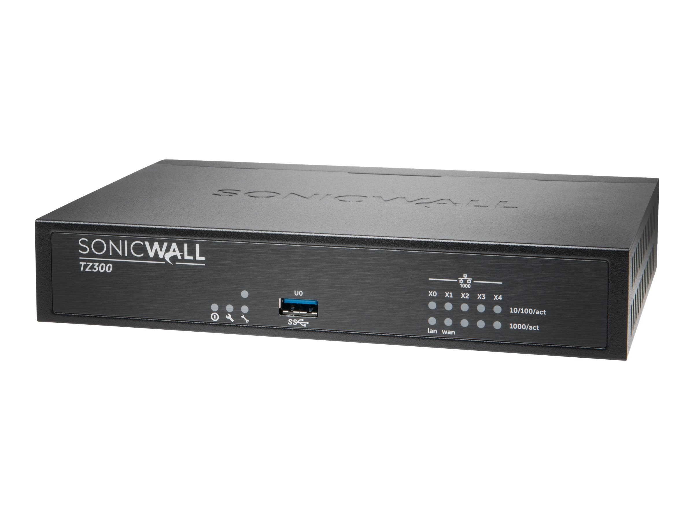 SonicWALL SonicWALL TZ300 Firewall with Secure Upgrade Plus (2 Years)