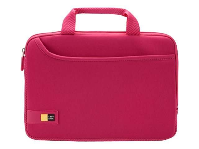 Case Logic Tablet Attache with Pocket for iPad or 10 Tablet, Pink, TNEO-110PINK