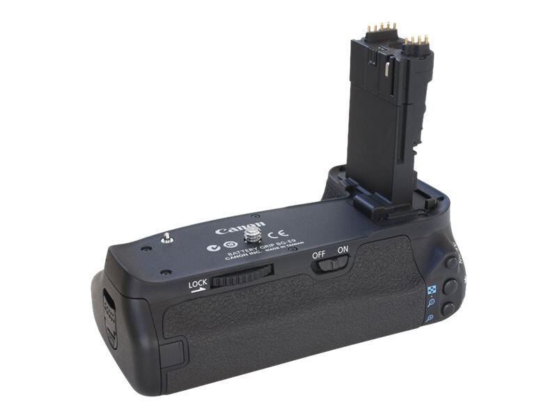 Canon Battery Grip BG-E9, 4740B001, 15566103, Camera & Camcorder Accessories