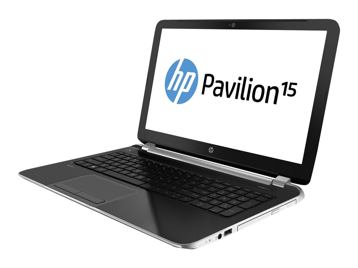 HP Pavilion 15-N064NR : 1.6GHz Core i5 15.6in display, E9G49UA#ABA, 16199288, Notebooks