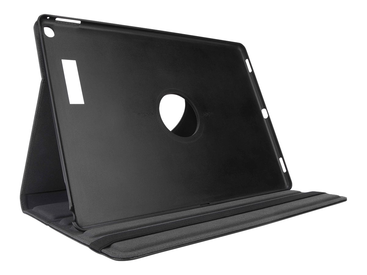 Targus VersaVu Rotating Case for iPad Pro 12.9, Black, THZ631GL