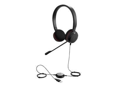 Jabra Evolve 20 MS Stereo Headset, 4999-823-109