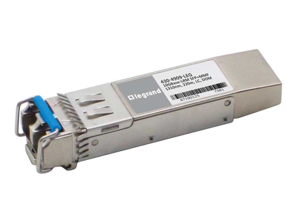 C2G Dell 430-4909 Compatible 10GBase-LRM SFP Transceiver