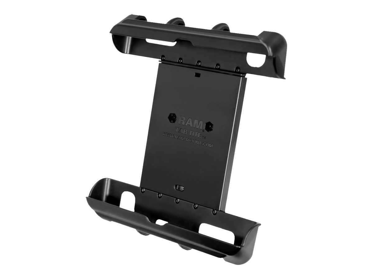 Ram Mounts Tab-Tite Universal Clamping Cradle for the Apple iPad with LifeProof & Lifedge Cases
