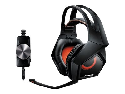 Asus Strix Pro Gaming Headset, STRIX PRO, 18111884, Headsets (w/ microphone)