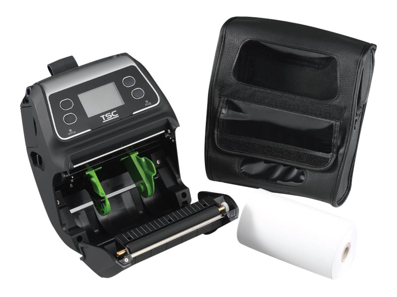 TSC ALPHA-4L Bluetooth Printer w  LCD