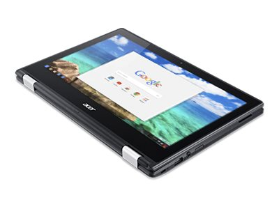 Acer Chromebook C738T-C44Z Celeron N3150 1.6GHz 4GB 16GB ac BT WC 11.6 HD MT Chrome, NX.G55AA.005