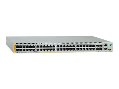 Allied Telesis 24-Port GB CU POE-OUT 4 SFP+  Slot L3+ Per Flow QOS IPV4 IPV6 SW, AT-X930-52GPX-00, 21247387, Network Switches
