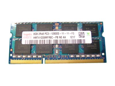 HP 8GB PC3-12800 DDR3 SDRAM SODIMM for Select Models