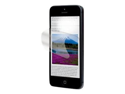 3M Natural View Anti-Glare Screen Protector for Apple iPhone 5, 98-0440-5714-3, 15031555, Glare Filters & Privacy Screens