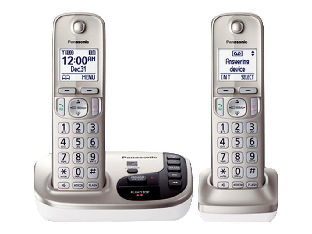 Panasonic KX-TGD222N Image 2