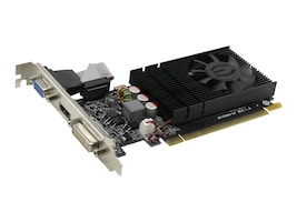 eVGA GeForce GT 730 PCIe Graphics Card, 2GB DDR3, 02G-P3-2732-KR, 17474991, Graphics/Video Accelerators