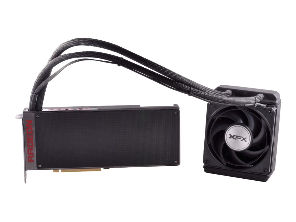 Pine Radeon Pro Duo PCIe 3.0 Graphics Card, 8GB HBM, R9PROD8VRW